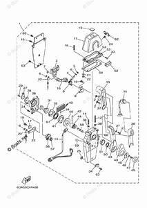 Yamaha 704 Binnacle Control Manual