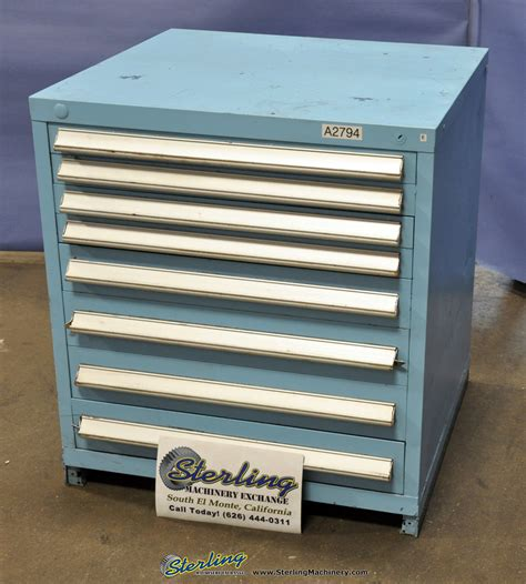 drawer heavy duty parts cabinet sterling machinery