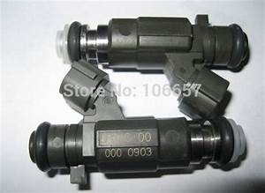 Free Shipping High Quality V6 Engine Fuel Injector Fbjc100