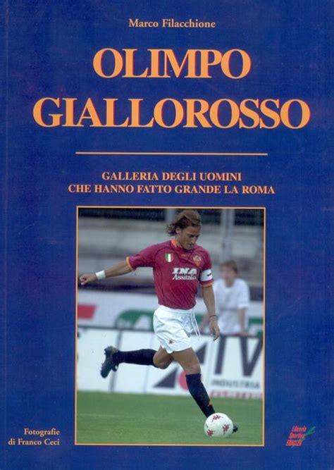 libreria sportiva libri sulla roma