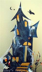 Poster Board Haunted House Fun Family Crafts