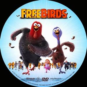 Free Birds - DVD Covers & Labels by CoverCity