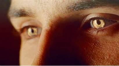 Eyes Aesthetic Golden Merlin Werewolf Magic Character