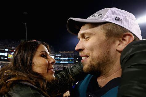 tori foles nick foless wife met quarterback