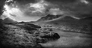 Image Gallery Monochrome Landscape