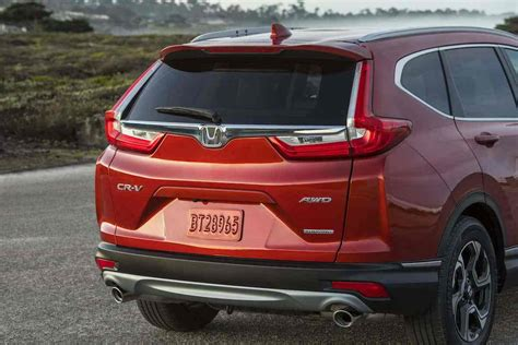 Reviews Of 2017 Honda Crv by 2017 Honda Cr V Touring Review All New Design But Lacks