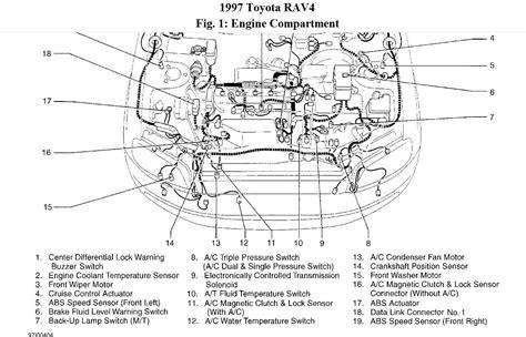 2006 Toyotum Rav4 Engine Diagram 97 rav4 engine diagram wiring library