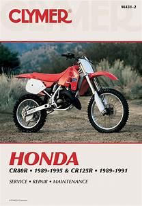 Honda Cr80r  1989