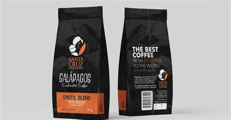 Join me on whatsapp for exclusive live updates from venezuela. Santa Cruz Coffee on Packaging of the World - Creative Package Design Gallery