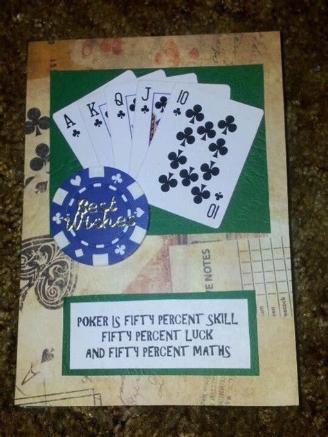 birthday card   poker player st birthday cards