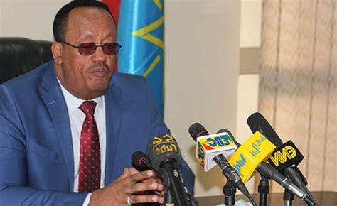 ethiopia attorney general tunes  decade  bankruptcy
