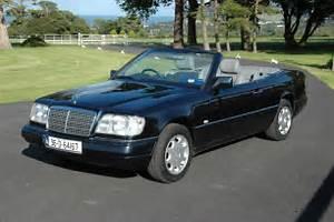 Mercedes W124 Cabriolet : 1996 mercedes benz e220 cabriolet w124 prestige classic cars ~ Maxctalentgroup.com Avis de Voitures