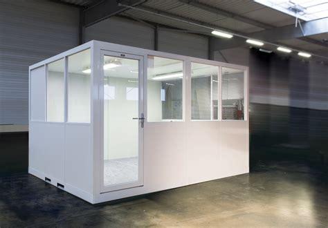 bureau d atelier modulaire ateliers de vignacourt cabine atelier palettisable