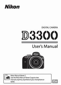 Download Nikon D3300 User Manual    Zofti
