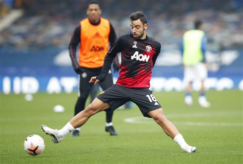 New Premier League record set by United's Bruno Fernandes