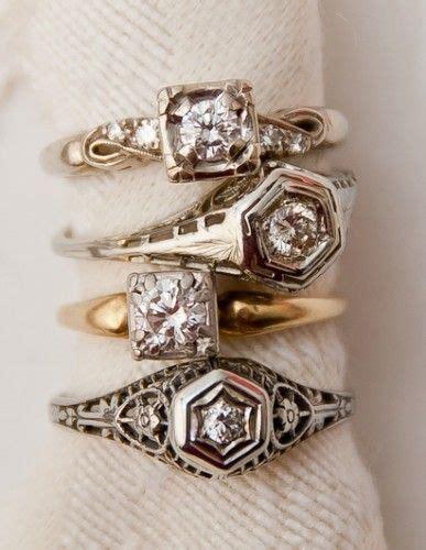 art deco engagement rings  atparis hotel boutique