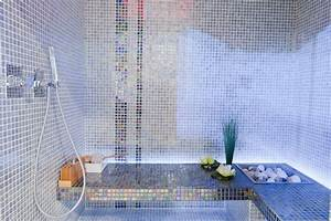 Hammam installer un hammam dans sa salle de bain ooreka for Nettoyeur vapeur salle de bain