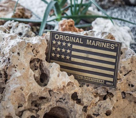 Original Marines Sede Homepage Original Marines Corporate
