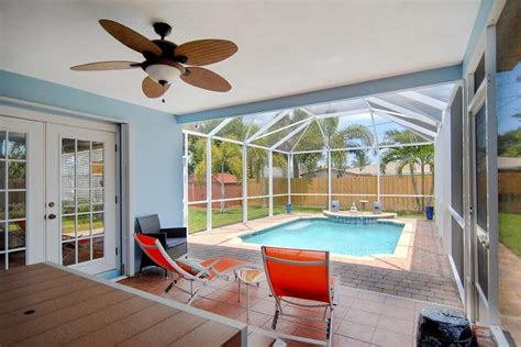 sold modern coastal cottage satellite beach fl
