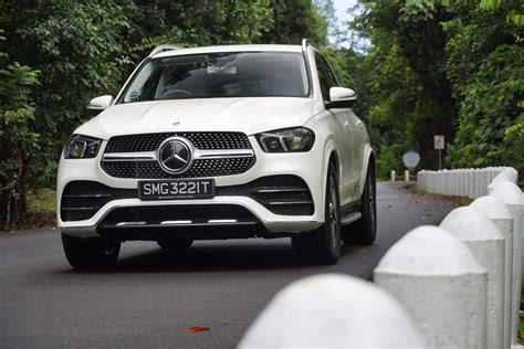 5 mercedes gle 5 5matic is a cure for your bentayga. 2020 Mercedes-Benz GLE 450 Review: 7 Inside - CarBuyer.com.sg (w/ video)