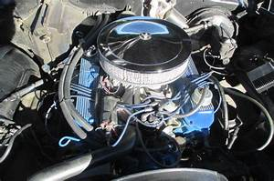 1972 Ford Grand Torino Cobra Jet 351 Cleveland Engine For