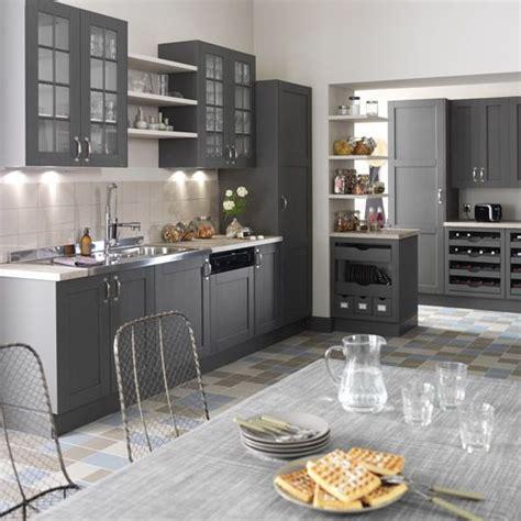 cuisine delinia catalogue meuble de cuisine gris delinia nuage cuisine