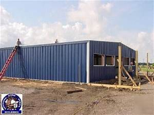 new amerduro steel building 50x60x18 metal buildings With 50 x 60 steel building