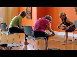 25 best ideas about chair yoga on pinterest chair