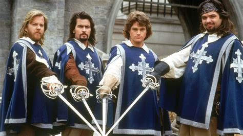 Musketeers Are All For Love (1993) Tansyrrcom
