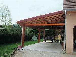 realiser un carport pour garer sa voiture With exceptional plan maison en pente 10 construire un carport bois
