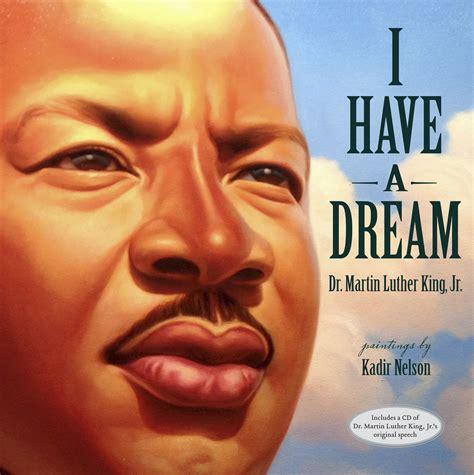 dream childrens book  mlk junior