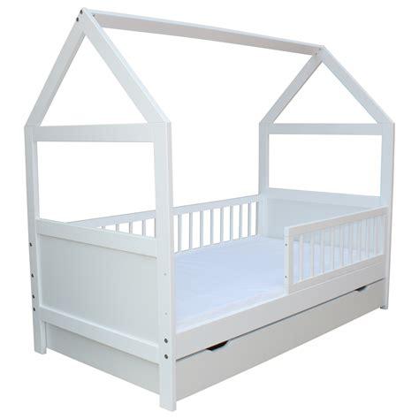 Micoland  Kinderbett  Juniorbett Haus 160 X 70 Cm Incl