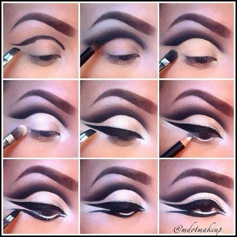 13 Best Night Eye Makeup Tutorials - Pretty Designs