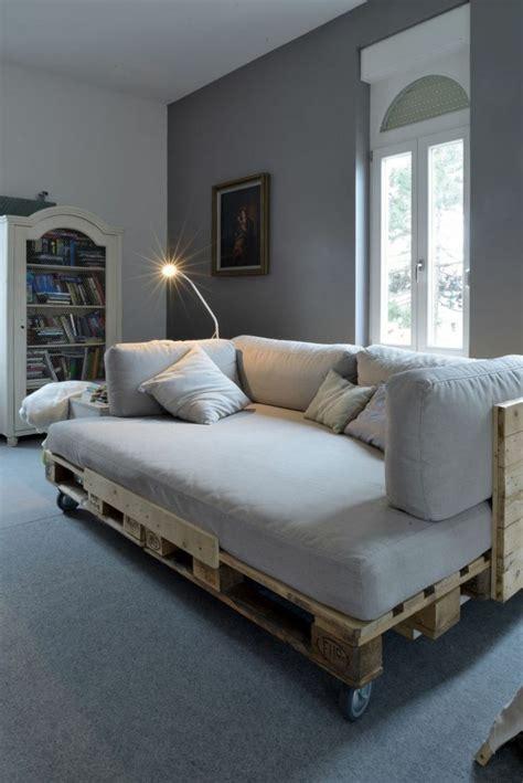 fabriquer des meubles avec des palettes en 33 id 233 es originales