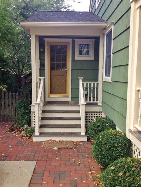 exterior side entrance cape  remodeling pics