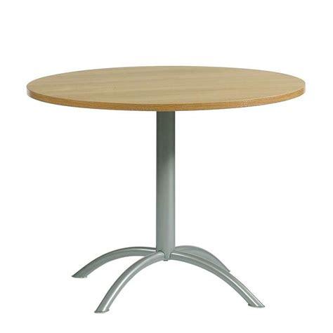 table ronde cuisine table ronde de cuisine en stratifié laser 4 pieds