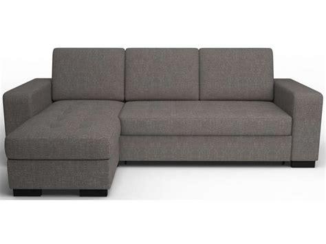 canape meridienne alinea canapé d 39 angle convertible coloris gris vente de canapé d 39 angle conforama