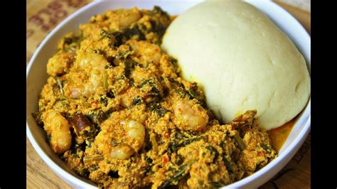 fufu nigerian food recipes youtube