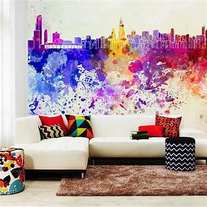 Aliexpress.com : Buy Photo Wallpaper Abstract Art Wall ...