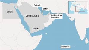 Qatar planes banned from Saudi, Egypt, UAE and Bahrain air ...