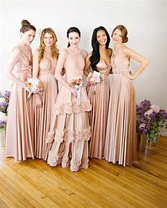 convertible bridesmaid dresses belle the magazine With convertible wedding dress