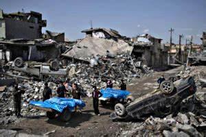 Iraqi Officials Demand Compensation After US Admits ...