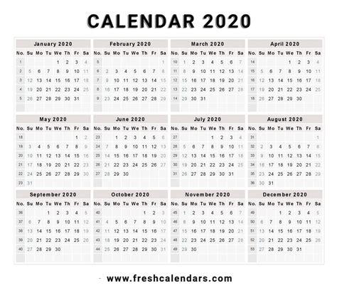 printable calendar template qualads