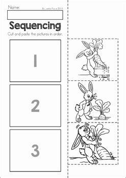 preschool story sequencing printables preschool worksheets amp activities wielkanoc 262