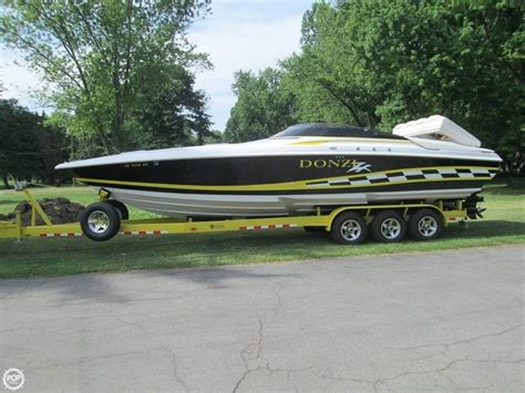 Donzi Boats Sale by Donzi 33 Zx Boats For Sale Boats
