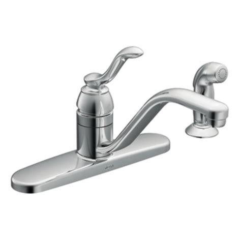 moen banbury bathroom faucet chrome moen ca87528 banbury chrome one handle kitchen faucet at