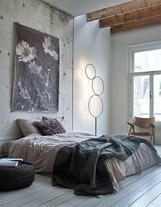 1001 ideen f r skandinavische schlafzimmer einrichtung for Skandinavisches schlafzimmer