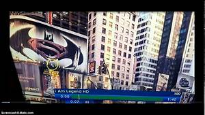 Superman and Batman SYMBOL combined in I AM LEGEND movie ...