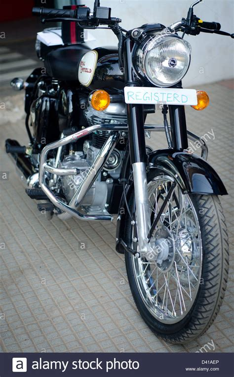 Royal Enfield Classic 350 Photo by Royal Enfield Classic 350 Stock Photo 54119934 Alamy