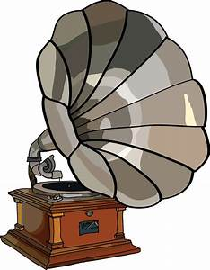 Victor Phonograph by gammagamma09 on DeviantArt